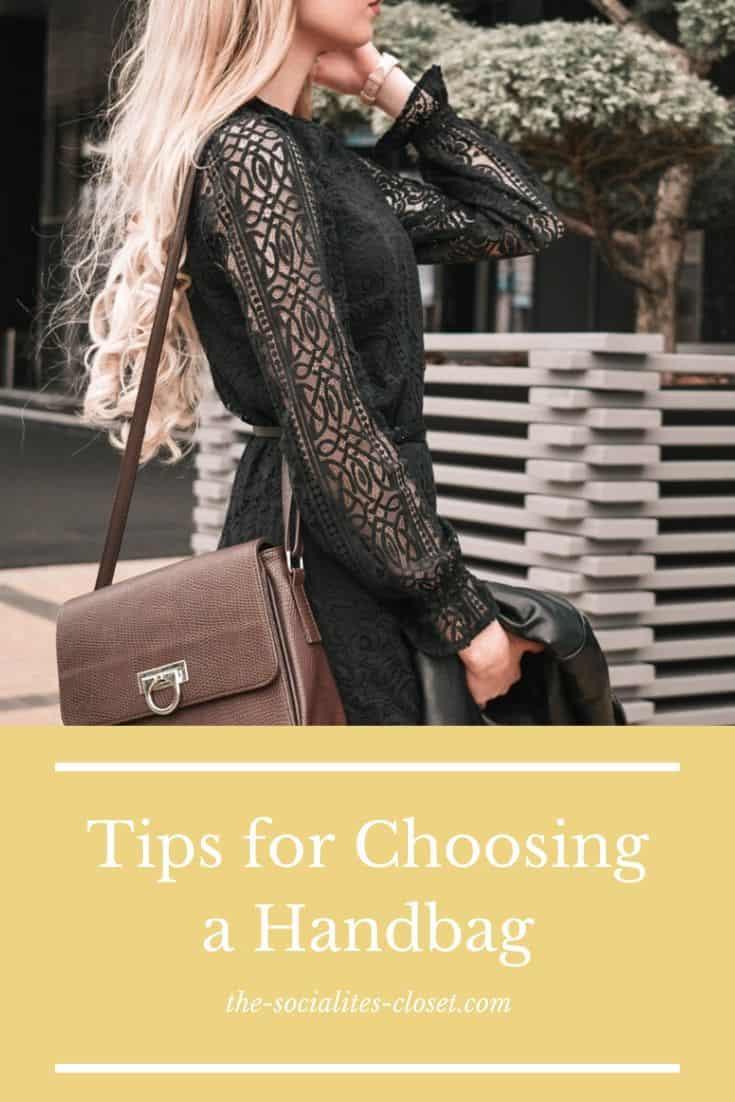 Handbag for Every Season: How to Choose One