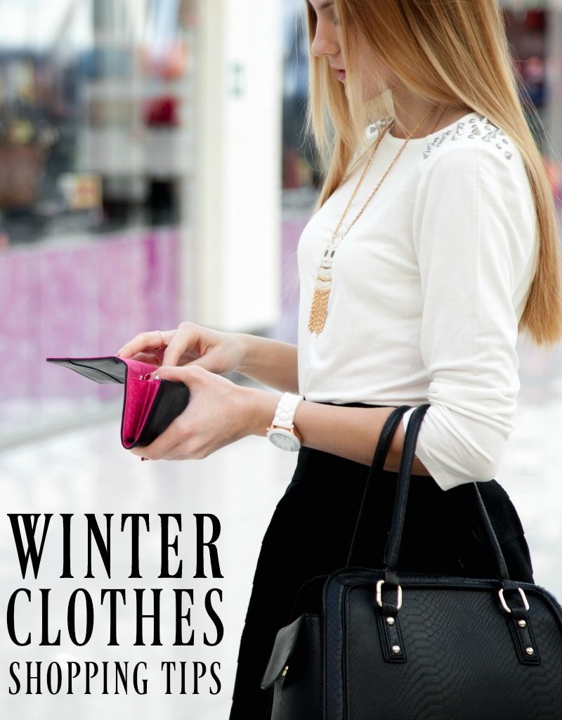 5 Tips to Save Money on Winter Clothes