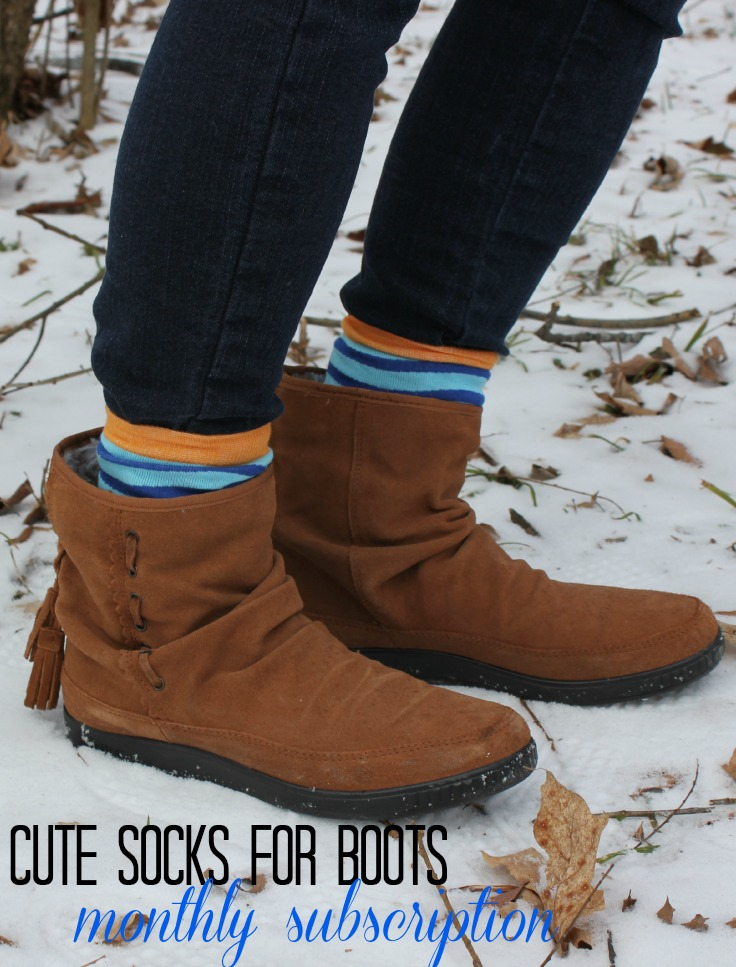 Socks for Boots | Monthly Subscription Boxes