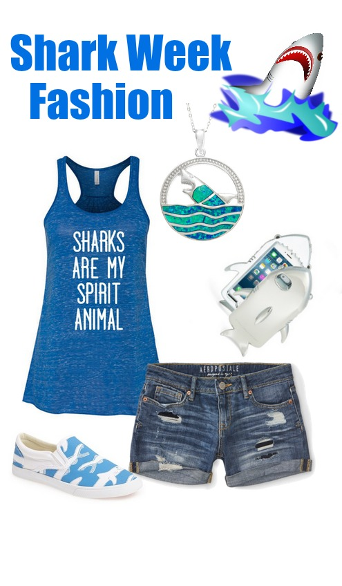 Best Shark Week Fashion and Accessories