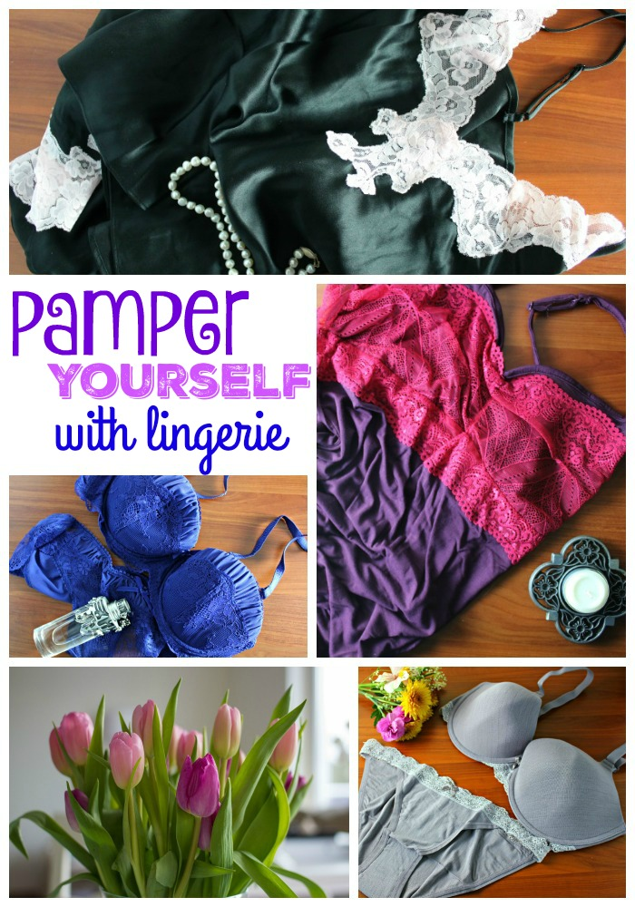 Pamper Yourself with the Gift of Lingerie & Sleepwear
