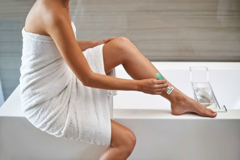 Discover These Shaving Tips for Sensitive Skin Legs