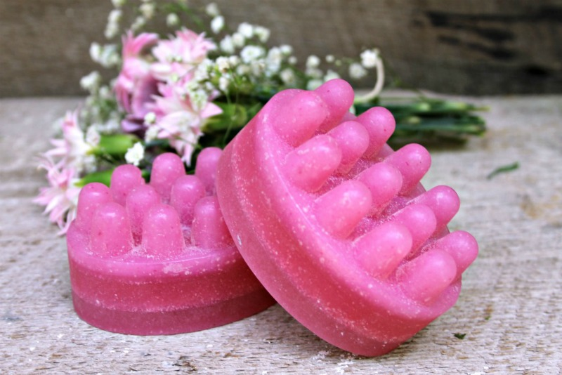 Cellulite Massage Soap DIY to Help Reduce Cellulite